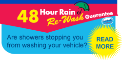 Re-Wash Guarantee